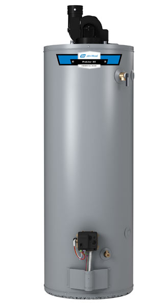 Am Group Power Vent Water Heater